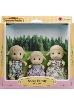 Sylvanian Sylvanian Families Koyun Aile Seti